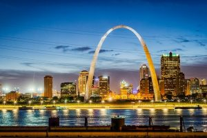 Top attractions in Missouri